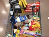 Paul, Jeanne's husband, does a  Tuesday morning grocery dash to help friends and neighbors (dash a.k.a waited in line fo...
