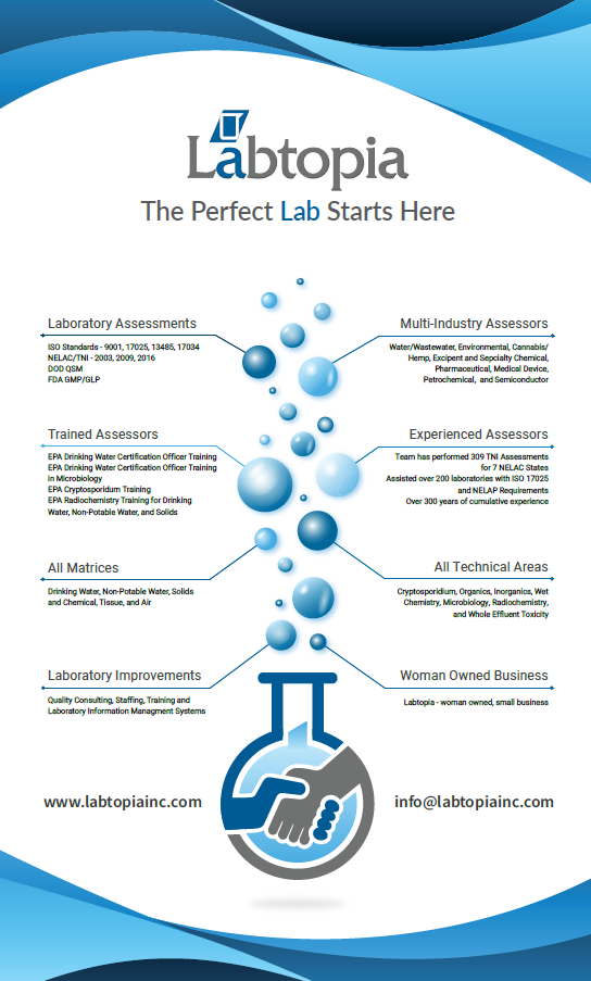 Labtopia Solutions Overview