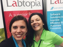 LABTOPIA AT TCEQ CONFERENCE IN AUSTIN, TEXAS!